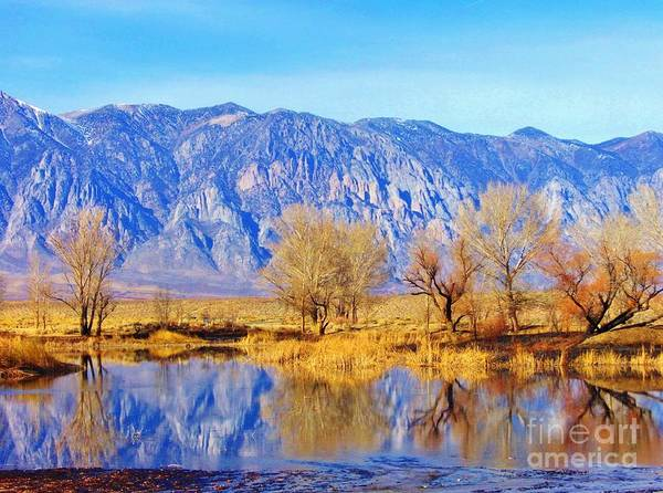 Bishop Hill Photograph - Mill Pond by Marilyn Diaz