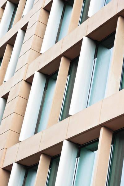 Prosperity Photograph - Modern Building by Tom Gowanlock