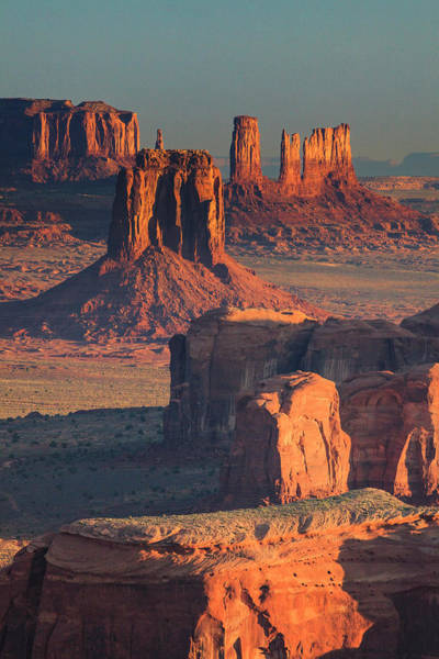 Photograph - Monument Valley by Michele Falzone