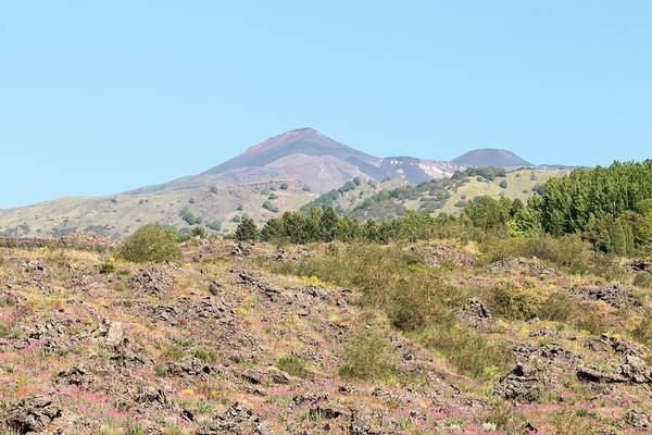 Wall Art - Photograph - Mount Etna by Salvatore Pappalardo