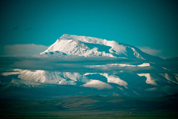 Photograph - Mount Gurla Mandhata by Raimond Klavins