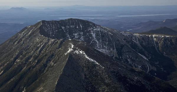 Baxter State Park Photograph - Mount Katahdin, Millinocket by Dave Cleaveland