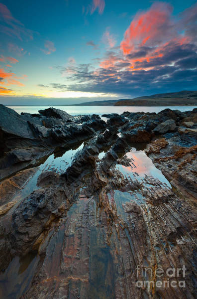 Wall Art - Photograph - Myponga Beach Sunrise by Bill  Robinson