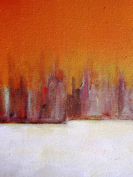 Lyle Painting - NYC by Lord Frederick Lyle Morris - Disabled Veteran