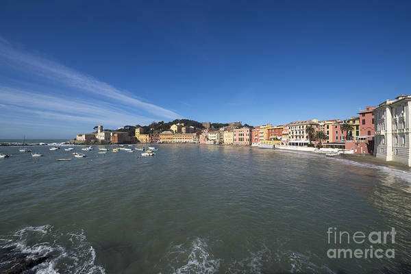 Sestri Levante Photograph - Old Village Sestri Levante by Mats Silvan