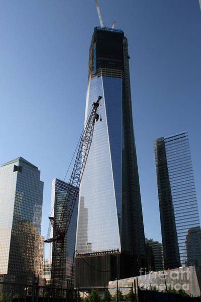 Photograph - One Wtc by Steven Spak
