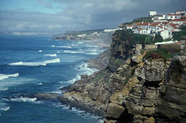 Azenhas Photograph - Outskirts Of Lisbon by Scott Warren