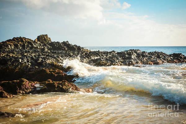 Photograph - Paako Beach Makena Maui Hawaii by Sharon Mau