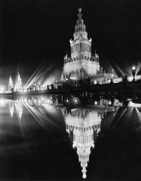 Photograph - Panama-pacific Exposition by Granger