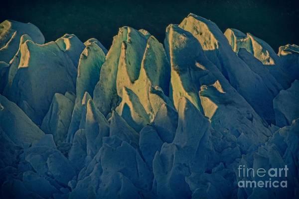 Photograph - Perito Moreno by Karla Weber