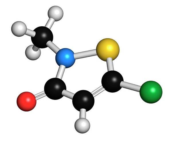 Preservative Wall Art - Photograph - Preservative Molecule by Molekuul
