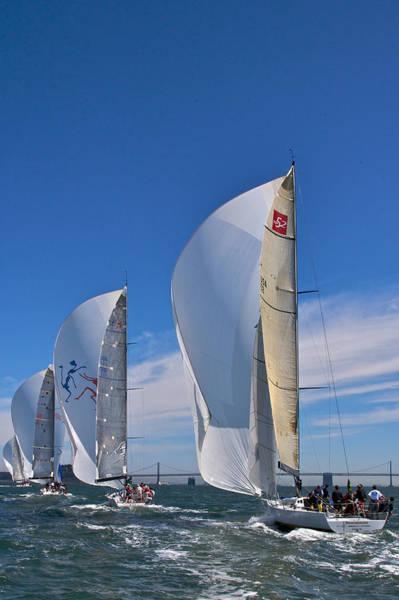 Photograph - Sail Sails Sailor by Steven Lapkin