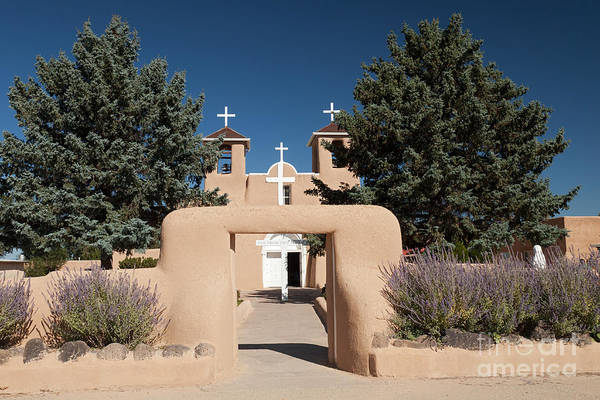 Photograph - San Francisco De Asis Church by Fred Stearns