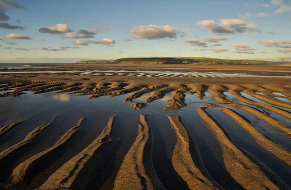 Saunton Sands Devon Art Print