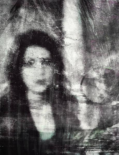 Textures Wall Art - Photograph - Shadows (portrait) by Dalibor Davidovic