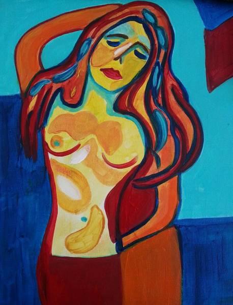 Painting - Siesta  by Nikki Dalton