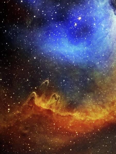 Wall Art - Photograph - Soul Nebula by J-p Metsavainio/science Photo Library