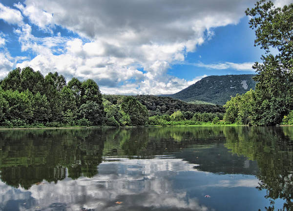 South Fork Shenandoah River Art Print