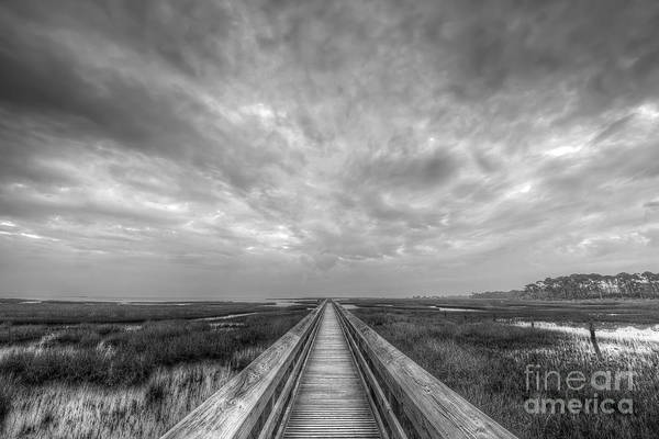 Cape Florida Photograph - St. Joe Bay by Twenty Two North Photography