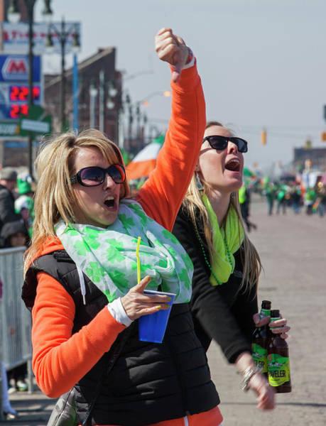 Saint Patricks Day Photograph - St. Patrick's Day Celebrations by Jim West
