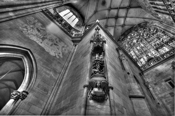 Photograph - St Vitus Cathedral Prague by John Magyar Photography