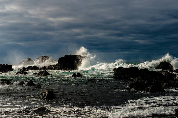 Photograph - Stormy Seas And Skies  by Joseph Amaral