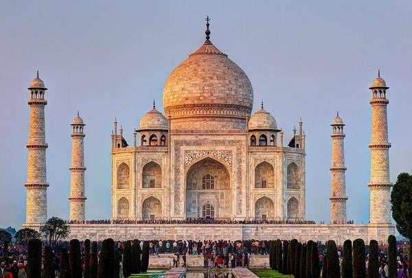Photograph - Taj Mahal by Ivan Slosar