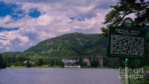 Photograph - The Balsams Grand Resort Hotel. by New England Photography