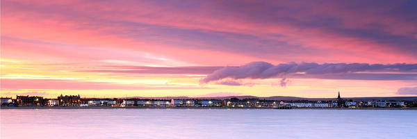 Wall Art - Photograph - The Esplanade From Weymouth Bay by Ollie Taylor