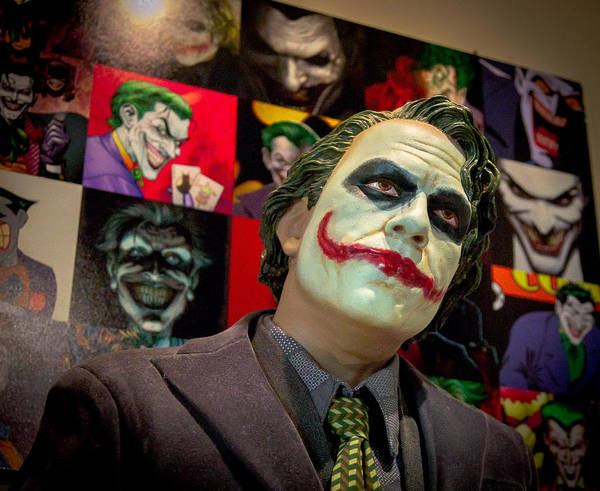 The Joker Photograph - The Joker by Ismael Roman