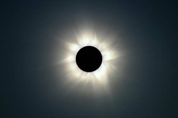 Wall Art - Photograph - Total Solar Eclipse by Martin Rietze