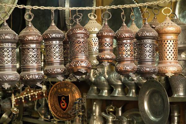 Craftsmanship Photograph - Turkey, Gaziantep, Informally Called by Emily Wilson