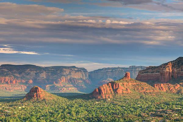 Southwest Usa Photograph - Usa, Arizona, Sedona by Michele Falzone