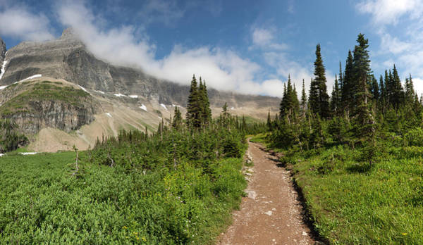 Don Photograph - Usa, Montana, Glacier National Park by Jaynes Gallery