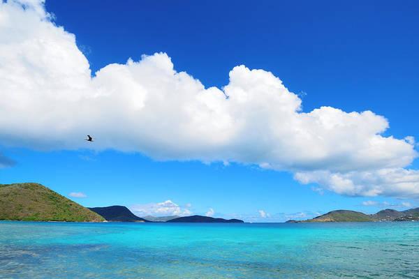 Photograph - Virgin Islands Beach by Songquan Deng