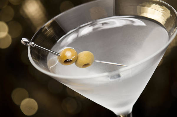 Photograph - Vodka Martini  by U Schade