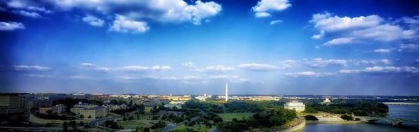 Wall Art - Photograph - Washington D.c. Panorama by Mountain Dreams