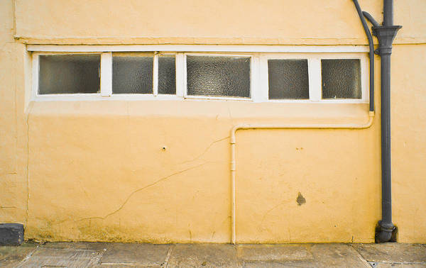 Ugly Photograph - Window  by Tom Gowanlock