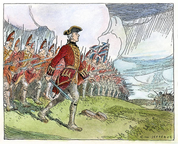 French And Indian War Drawings | Fine Art America
