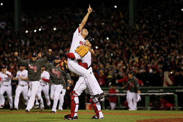 Photograph - World Series - St Louis Cardinals V by Rob Carr