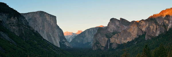 Photograph - Yosemite Valley by Songquan Deng