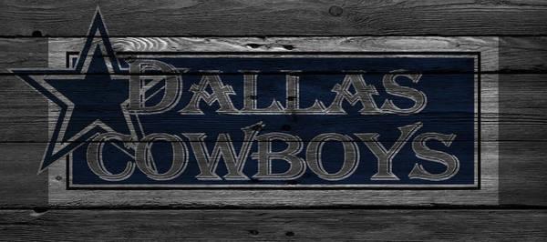 Wall Art - Photograph - Dallas Cowboys by Joe Hamilton