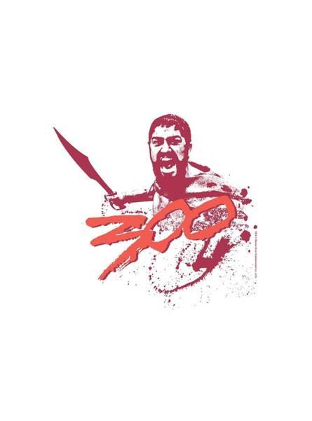 Spartan Wall Art - Digital Art - 300 - Logo by Brand A