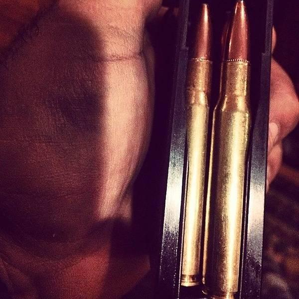 Rifles Photograph - #3006 #rifle #hunting #whitetailsniper by Joshua Wysocki