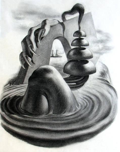 Phantom Object Art Print