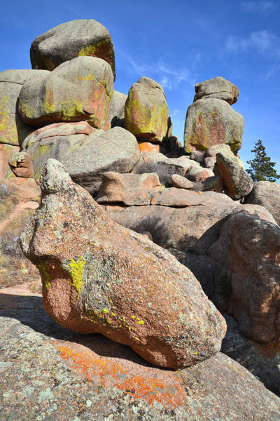 Photograph - Vedauwoo Rocks by Ray Mathis