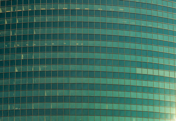 Wall Art - Photograph - 333 W Wacker Building Chicago by Steve Gadomski