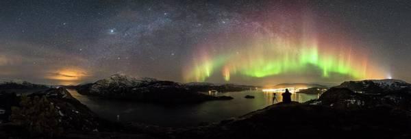 Scandinavian Photograph - Aurora Borealis by Tommy Eliassen