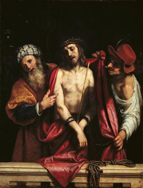 Pontius Pilate Wall Art - Photograph - Italy, Tuscany, Florence, Palazzo by Everett