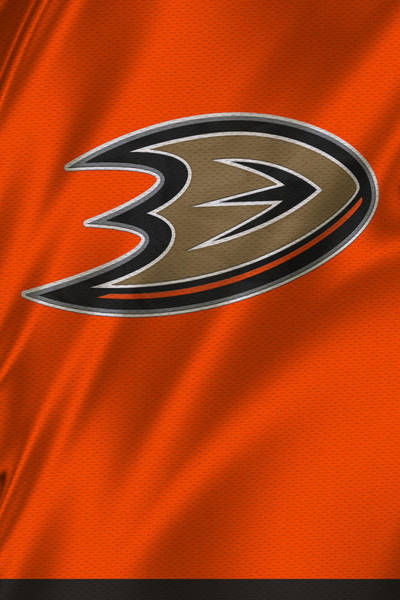 Duck Photograph - Anaheim Ducks by Joe Hamilton